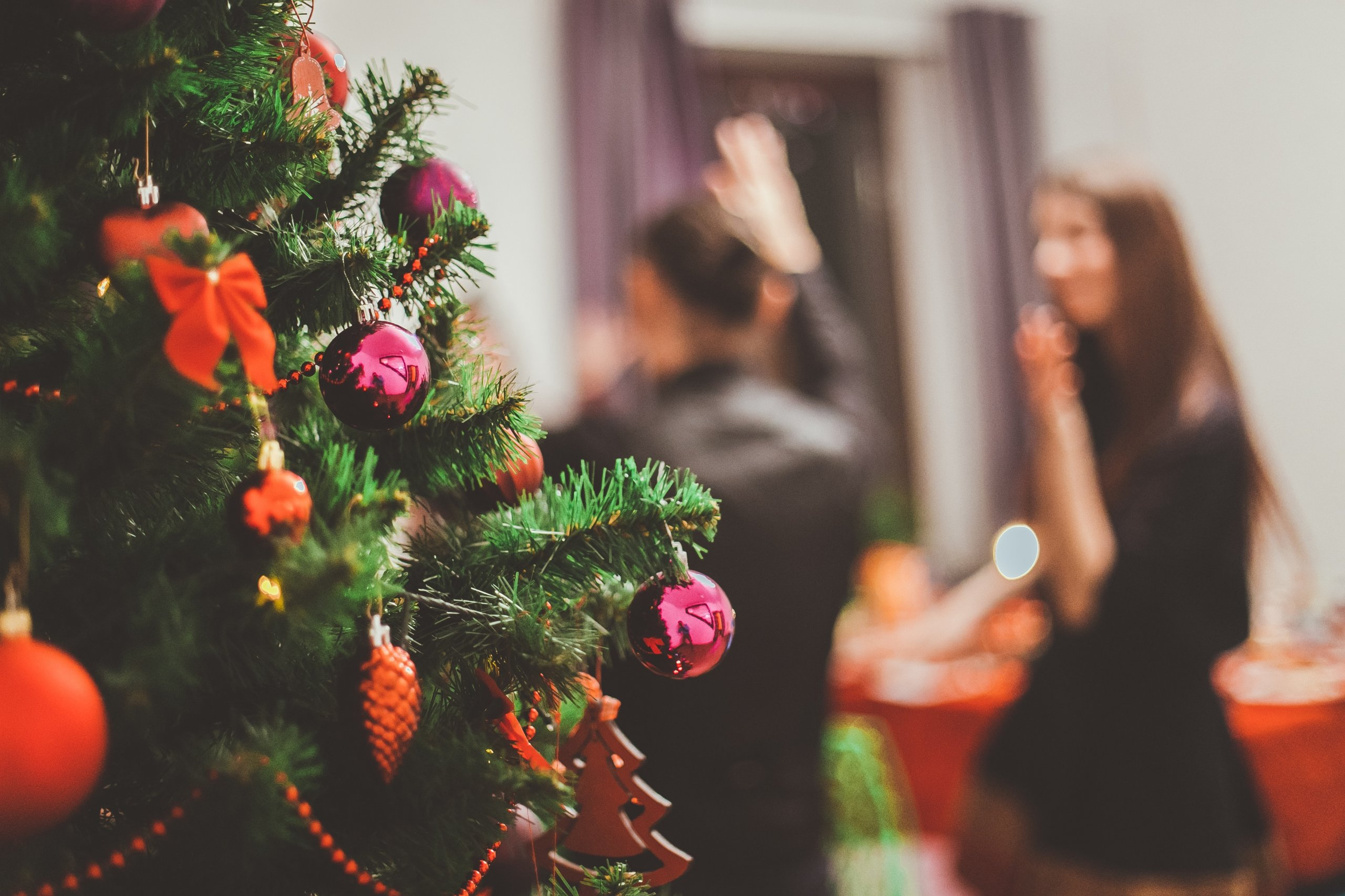 Are work Christmas parties and gifts tax deductible for employees and clients?